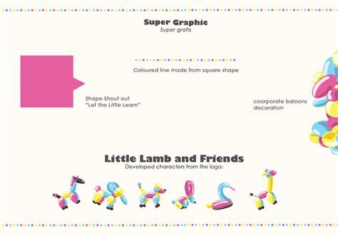 international preschool identity on behance 608 | f2b51639556769.5606baed117f7