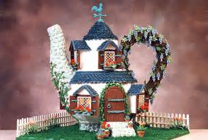 Inspiring Gingerbread House Plans Photo by Gingerbread Houses On Gingerbread
