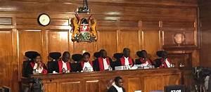 Kenya Supreme Court Nullify the re-election Uhuru Kenyatta