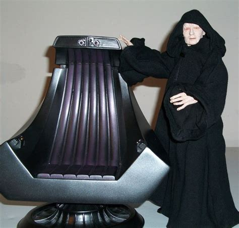 emporer palpatine sixth scale figure another pop