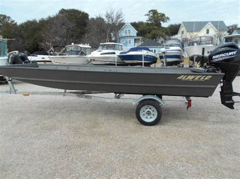 Alweld Flat Boats by Alweld Boats For Sale In United States Boats