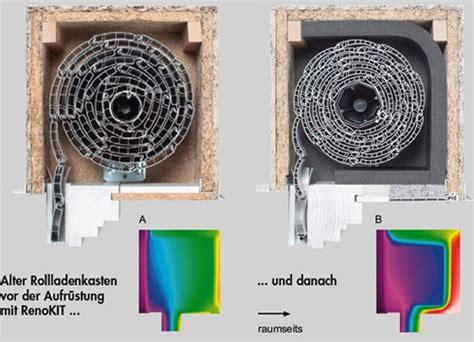 plaque isolante pour volets roulants renokit isolation caissons