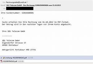 1 1 Login Rechnung : 1 1 telecom gmbh gef lschte rechnungen mit trojaner unterwegs infos ber ~ Watch28wear.com Haus und Dekorationen