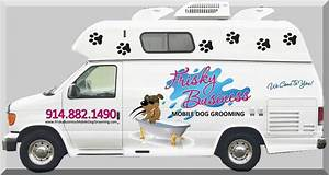 mobile grooming vans grooming trailers custom mobile business