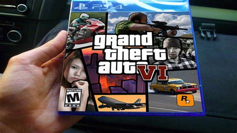 GTA 6 Release Date Rumors - New Gameplay and Platforms