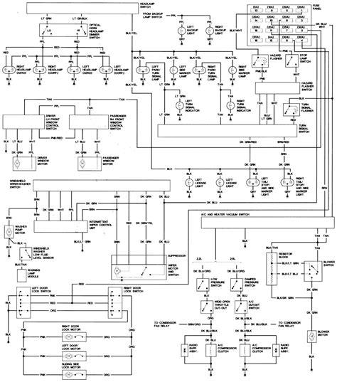 Chrysler Voyager 2002 Wiring Diagram 2002 chrysler voyager 2 4 engine wiring diagram transmission