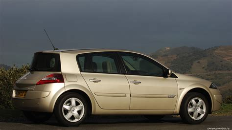 2005 Renault Megane Photos Informations Articles