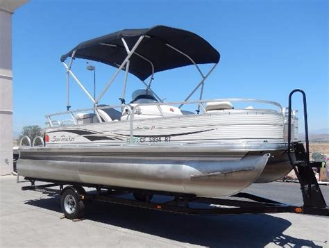 Tracker Boats For Sale In California by Tracker 21 Fishing Barge Boats For Sale In California