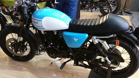 Cleveland Cyclewerks Ace 2019 by Cleveland Cyclewerks Ace Cafe 250 Q2 2018 Launch