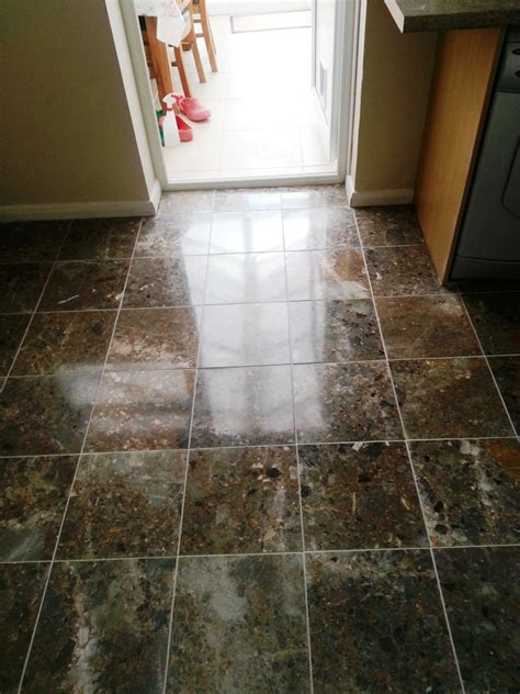 Cleaning Terrazzo Floors With Vinegar by Restoring Terrazzo Tiles Damaged By Vinegar In