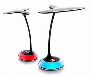 Lampe Touch Dimmer : modern led desk lamp fashion led table lamp dimmable touch ~ Michelbontemps.com Haus und Dekorationen