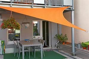 Sonnensegel Für Balkon : sonnensegel befestigung balkon ohne bohren ~ Frokenaadalensverden.com Haus und Dekorationen