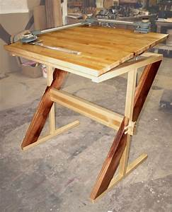 How To Make A Drafting Table - How To Build A Drafting
