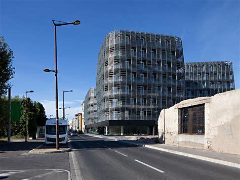 bureau de logement logements et bureaux à sète colboc franzen associés