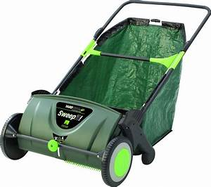 The Best Lawn Sweeper For That Immaculate Lawn You Want