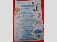 Sea poems by 3rd and 4th class – Holmpatrick National School