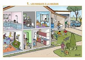 danielbrecht dessinateur la petite maison de tous les With les danger a la maison