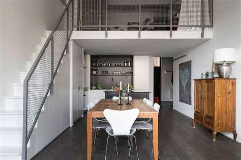 stockholm apartment with mezzanine bedroom 86 sqm