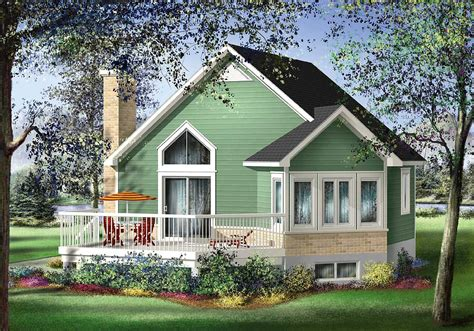 quaint cottage escape 80556pm architectural designs