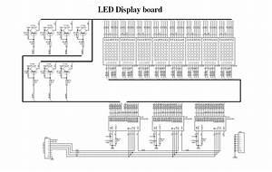 Dot Matrix Led Running Display V2 0