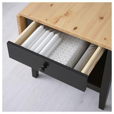 ikea solid wood coffee table arkelstorp coffee table black 65x140x52 cm ikea