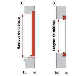 Pose Fenetre En Feuillure : applique tunnel feuillure quelle pose pour sa fen tre ~ Dailycaller-alerts.com Idées de Décoration