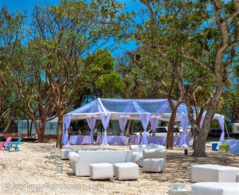 Key Largo, FL LGBT Wedding Reception Venue   Key Largo Lighthouse Beach