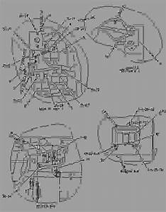 1908001 Wiring Group-chassis - Skid Steer Loader Caterpillar 242