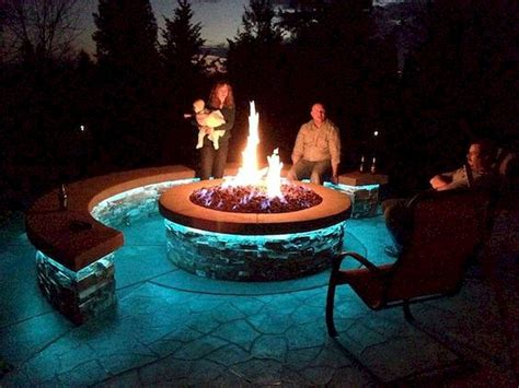 outdoorideasdeck  images  fire pits
