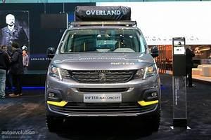4x4 Peugeot : 4x4 concept keeps the 2018 peugeot rifter company in geneva autoevolution ~ Gottalentnigeria.com Avis de Voitures