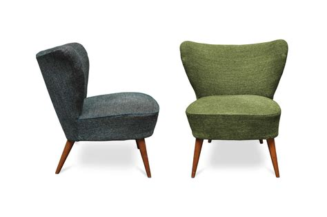 Poltrone Vintage Online : Sedie Poltroncine Club Chair Vintage Anni 50
