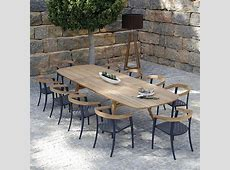Royal Botania Luxury Garden Furniture Modern Garden