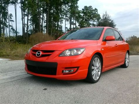 Purchase Used 2007 Mazda 3 Mazdaspeed Hatchback 4-door 2