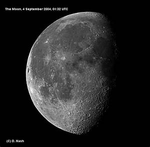 Dave's Astronomy Pictures - The Moon