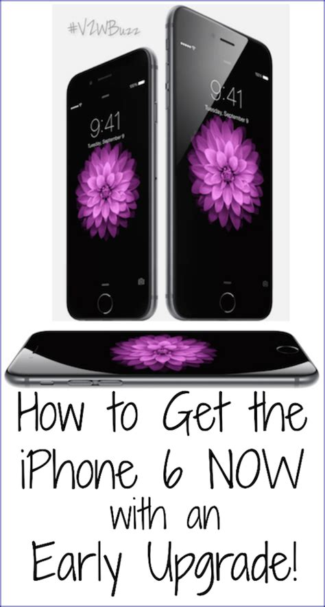 how to get iphone how to get an early upgrade on your iphone
