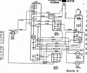 General Electric Washing Machine Motor Wiring Diagram