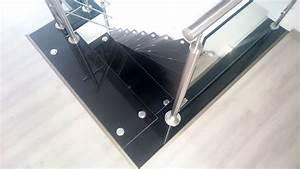 Treppengeländer Mit Glas : bolzentreppe freitragende treppe aus granit preise einbau ~ Markanthonyermac.com Haus und Dekorationen