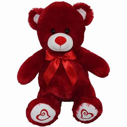 Valentine Walmart Plush Bear Teddy Toy Medium