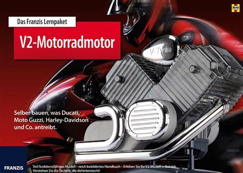 motor selber bauen motorrad v2 motor selber bauen was harley davidson moto guzzi ducati und co antreibt