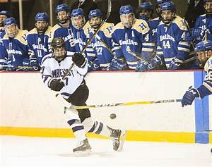 Amherst Men's Hockey Begins Season with Tie, Follow with ...