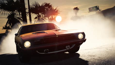wallpaper plymouth barracuda   speed payback