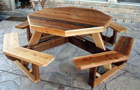 cimarron  table   wooden outdoor table octagon