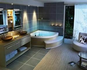 Badezimmer Mit Eckbadewanne : eckbadewanne eine der tollsten optionen f r ihr badezimmer ~ Bigdaddyawards.com Haus und Dekorationen