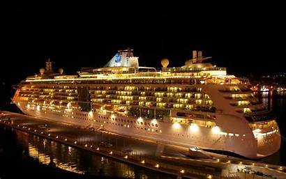 Ship Cruise Ships Caribbean Royal Seas Brilliance