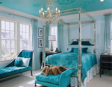 desain dapur nuansa biru contoh sur