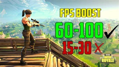 ultimate fps boost tutorial fortnite   games