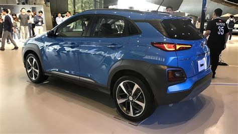2019 Hyundai Kona Ev, Design, Specs, Release Date 2018