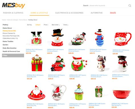 Home Decor Items Shopping by Spotlight On Mesbuy A New Home D 233 Cor Store