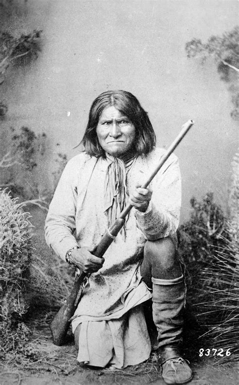 filegeronimo goyathlay  chiricahua apache full