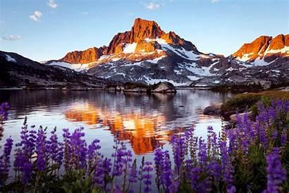 Multicolor Mountains Landscapes Nature Allwallpaper Lakes Landschaften